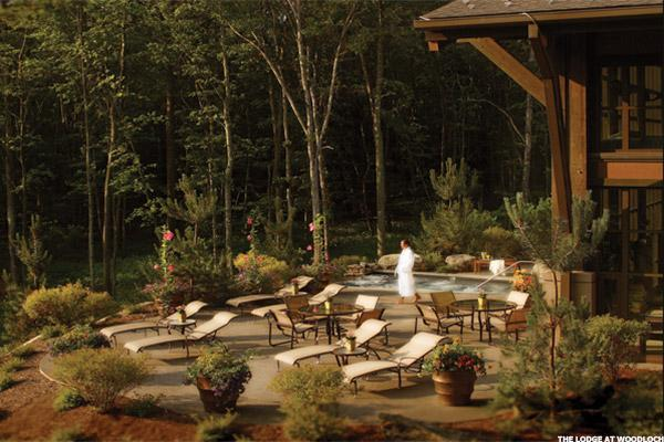 3. The Lodge at Woodloch in Hawley, Pa.