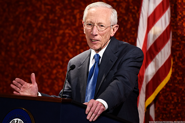 Fed Vice Chairman Stanley Fischer, 73, plans to leave the central bank around Oct. 13.