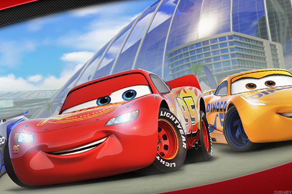 Disney's 'Cars 3' Motors Passed 'Wonder Woman', Topping Weekend Box Office