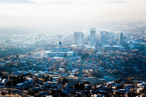 18. Salt Lake City-Provo-Orem, Utah