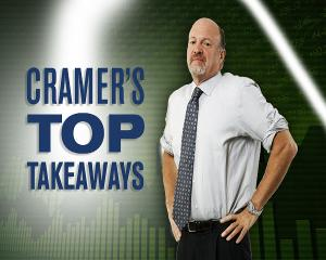 Jim Cramer's Top Takeaways: Celgene, Facebook, Amazon.com, Netflix, Google