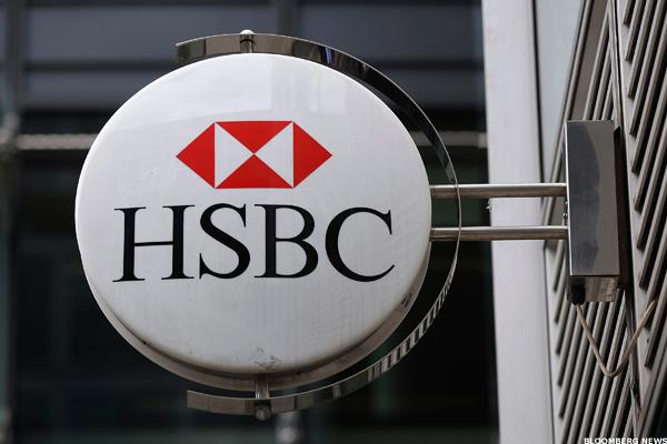 HSBC Rises Sharply After Third-Quarter Earnings Show Stronger Capital Base, Adjusted Profit