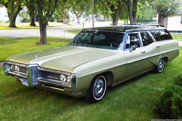 1960s and 1970s Buick, Oldsmobile and Pontiac Wagons
