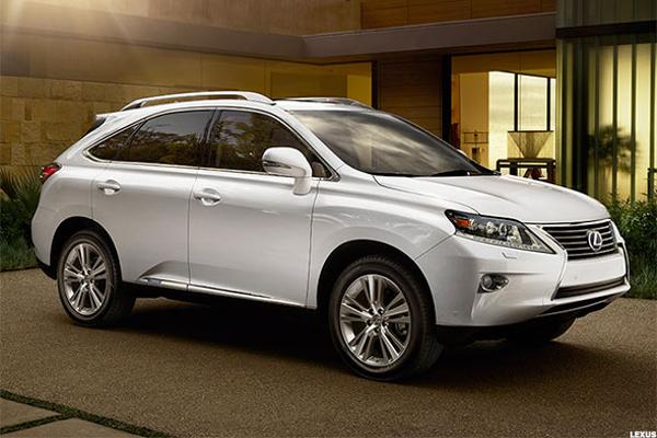 10 Most Fuel Efficient Luxury SUVs You Can Find