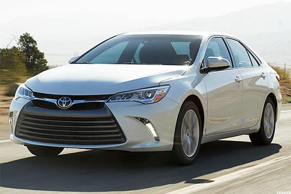 Toyota Looks to Increase U.S. Sedan Market Share With New Camry