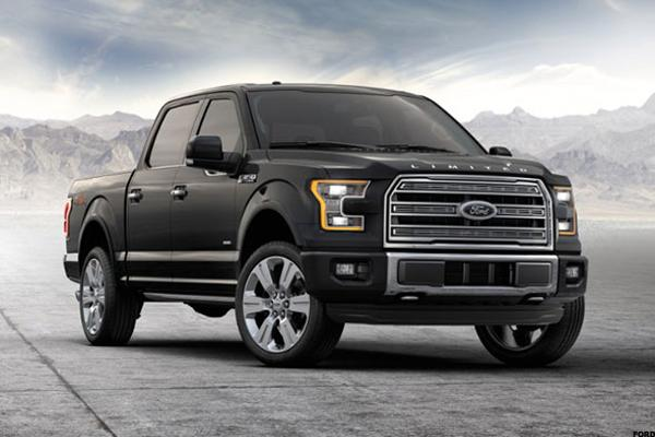 Ford Trims F-Series Pickup and Crossover Production at Plants in Louisville