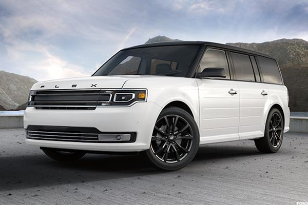 Travel more: Ford Flex
