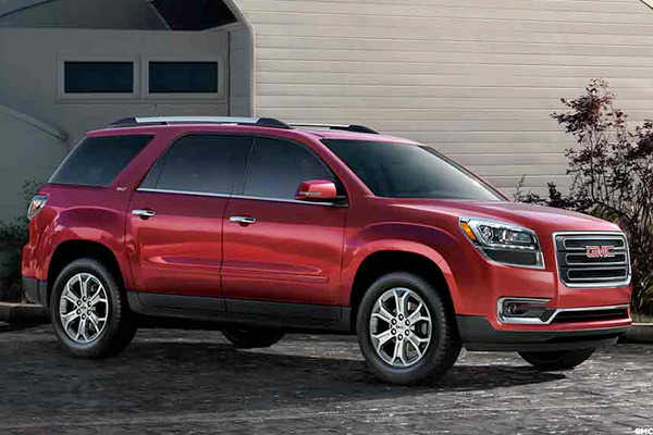 10 Suvs To Get While Gas Is Cheap Thestreet