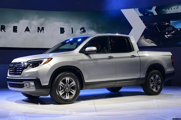 honda 39 s hmc new ridgeline pickup could reverse uncharacteristic flop thestreet. Black Bedroom Furniture Sets. Home Design Ideas