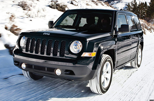 here are the 10 most efficient four wheel drive vehicles for winter weather thestreet. Black Bedroom Furniture Sets. Home Design Ideas