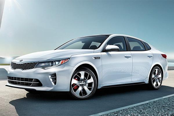 Kia's 2016 Optima Is One Sweet Ride and Shows How Far This Automaker Has Come