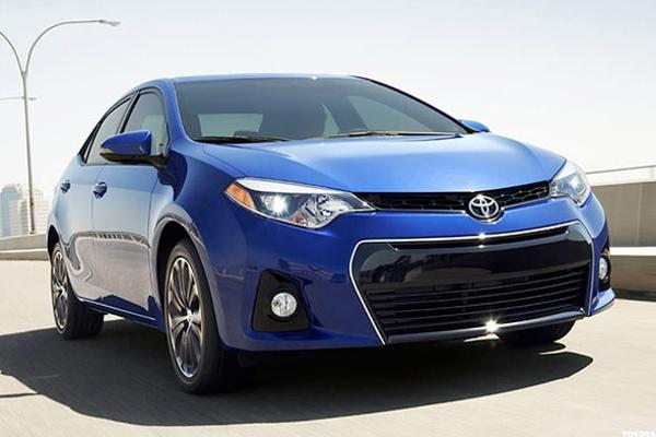 Get a better job: Toyota Corolla