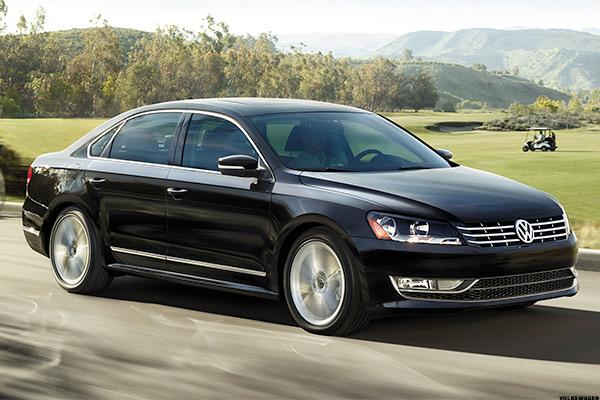Volkswagen S Vlkay 2016 Passat Is A High Tech Peppy Performer Thestreet