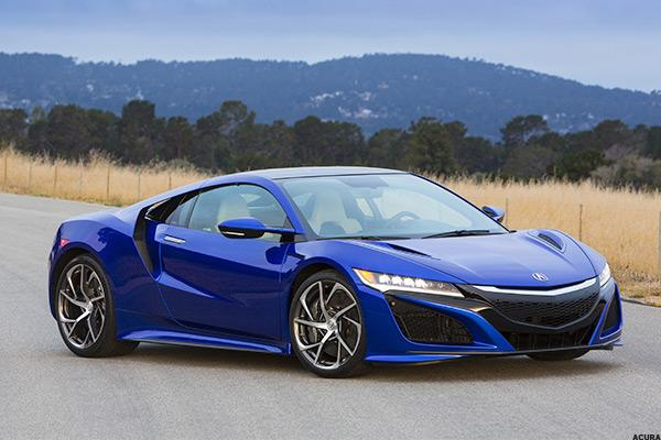 Honda's Acura NSX Is a Supermodel That an Ordinary Guy Can Date