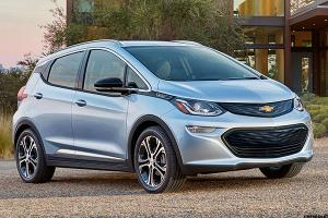 GM's Chevy Bolt Has Range of 238 Miles and Will Beat Tesla to Market