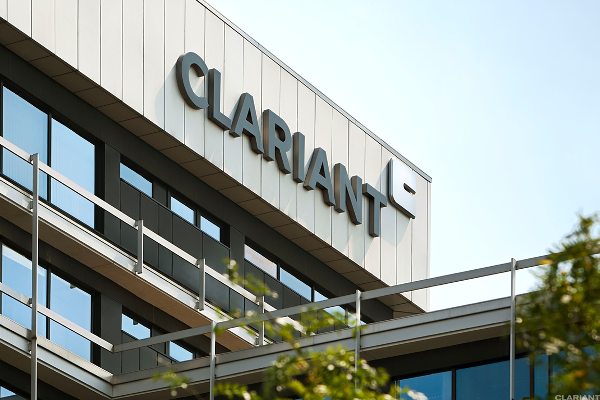 Clariant Shares Edge Higher After CEO Says Open To Working With Activist