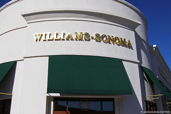 Williams-Sonoma Isn't Worth Your Attention Until It Hits $40