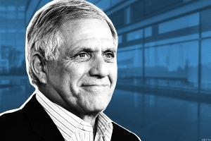 Former CBS Chief Moonves Launches Bid to Recover $120 Million Golden Parachute