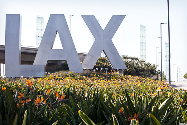 The $3 Billion Finance Plan for a LAX People Mover Cuts Airport's Risk