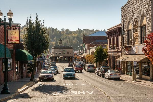 8. El Dorado County, Calif.