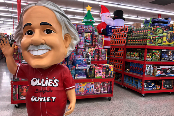 Ollie's Bargain Outlet Has Shown Great Performance, But It's a Little Pricey