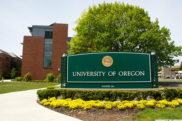 Oregon: University of Oregon