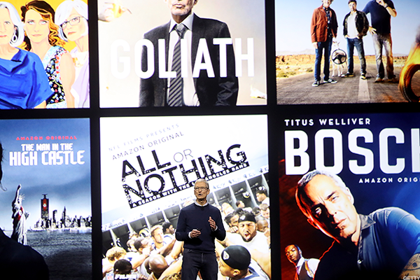 Amazon and Netflix's Battle to Disrupt Hollywood Is Entering Its Second Stage