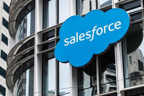 Salesforce: In the Cloud, Bigger and Broader Are Better Right Now