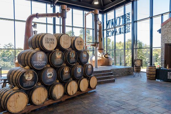 The Bourbon Trail