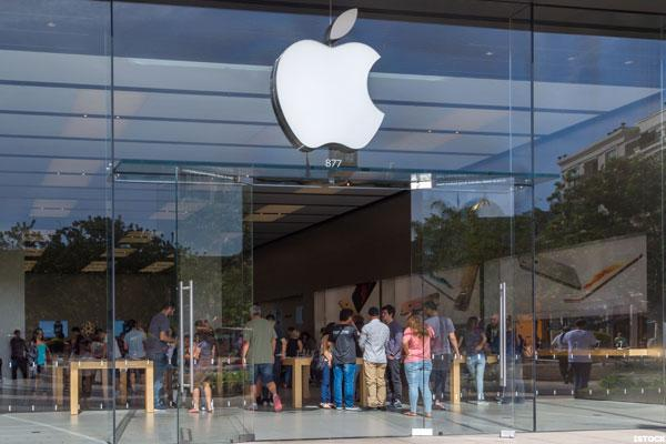 Could Shares of Apple See Selling Pressure From the Indexes? -- Tech Roundup