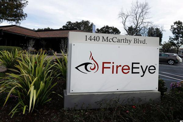 Why FireEye (FEYE) Stock Is Climbing Today