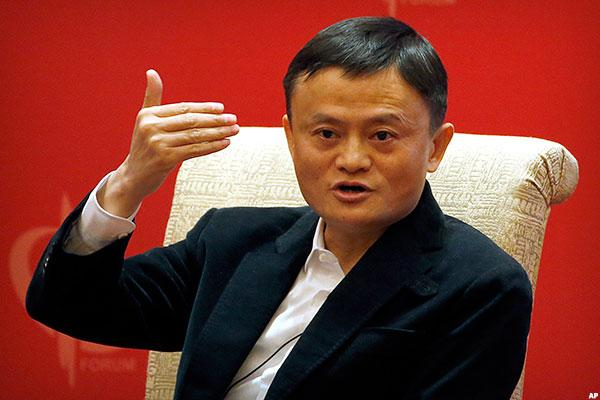 Alibaba Still Cooperating With SEC Probe as It Forecasts 45% to 49% Sales Growth