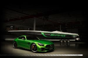 Mercedes Just Revealed One of the Most Insanely Powerful BOATS Ever At 3,100 Horsepower