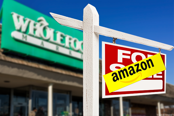 Amazon Is Paying Nearly $14 Billion for the Failing Whole Foods