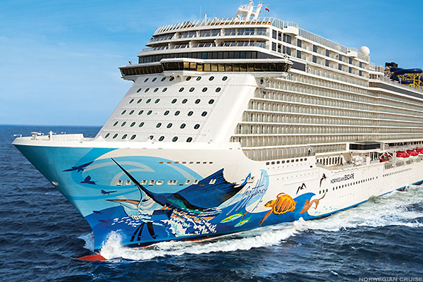 Norwegian Cruise Line Looks Bullish as I Look Ahead