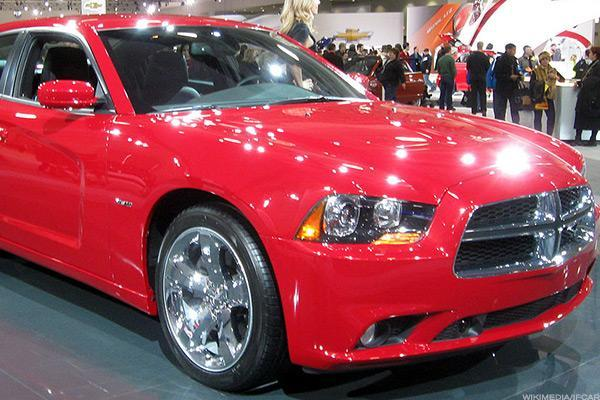 2012-2014: Dodge Chargers and Chrysler 300s