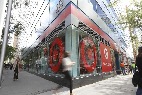 Target Invades Downtown Manhattan With New 45,000 Square Foot Store