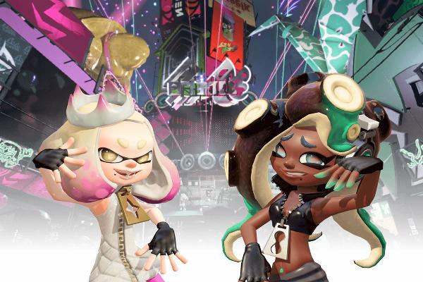 30. Splatoon 2 (NS)