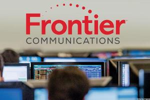 Frontier Communications Stock Drops on Earnings Miss