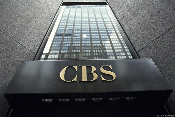 CBS Broadcasts Merger of Radio Unit With Entercom, Ending IPO Effort