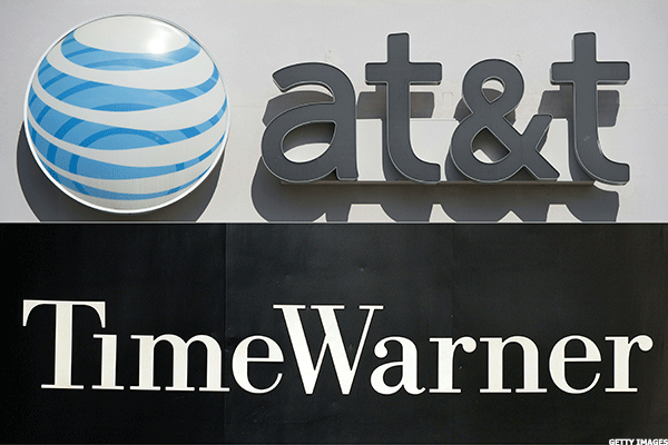 AT&T and Time Warner CEOs Looking to Calm Antitrust Concerns