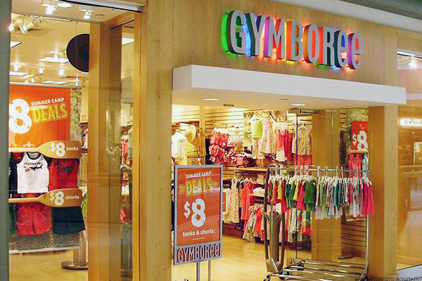 Gymboree is on the brink of ruin.