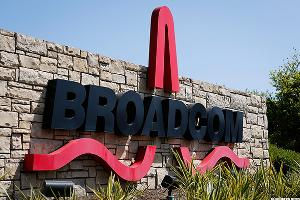 Broadcom's Surge Continues; Consider Raising Your Sell Stop