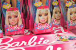 Mattel Rising on New Planned Barbie Movie