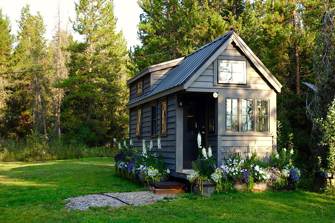 Tiny Houses Perfect For Your Mother-in-Law, Grown Kids Or