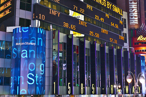 Morgan Stanley Ms Continues To Approach Its Return On