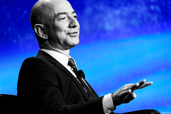 Jeff Bezos Is Now Worth Only $100 Billion Thanks to Amazon (AMZN