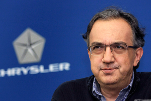 Fiat Chrysler Joins BMW/Intel Alliance as Takeover Rumors Grow