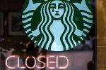 Starbucks Slides After 'Unacceptable' Performance Leads to U.S. Store Closures