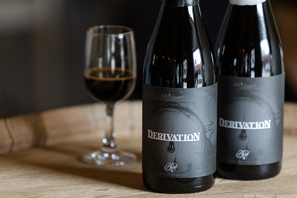 10. 2015 Side Project Brewing Derivation No. 2